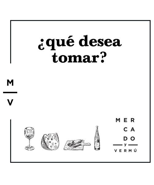 Carta El Mercado y Vermú - Zaragoza